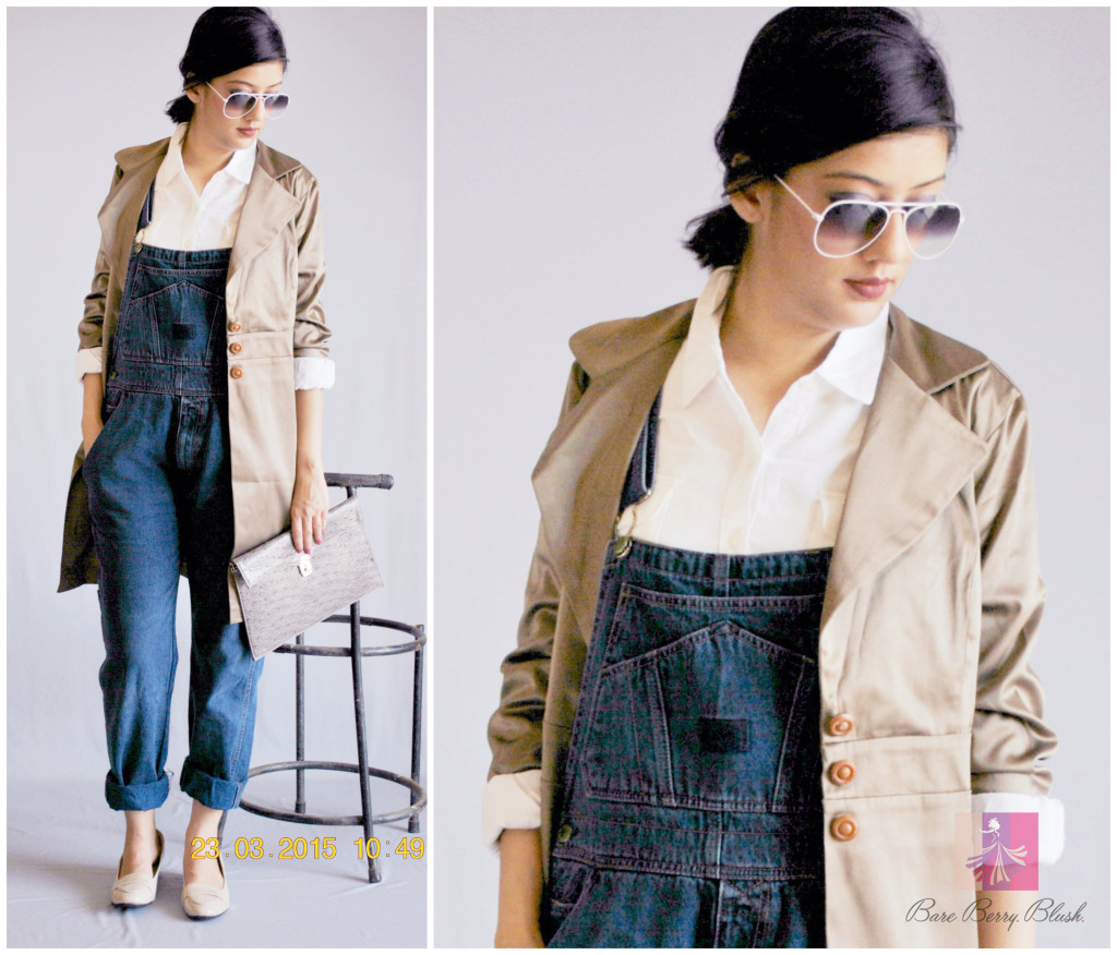 summer trench Collage