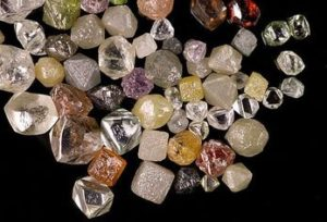 Uncut Natural Diamonds